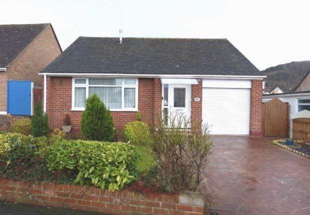 Thumbnail Detached bungalow for sale in Bryn Derwen, Abergele