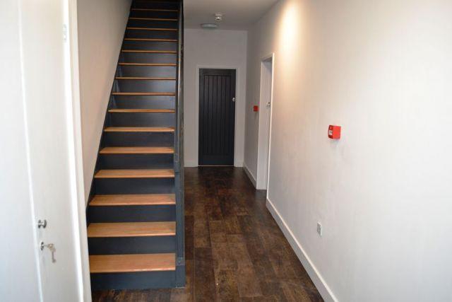 Hallway of Dunster Street, The Mounts, Northampton NN1
