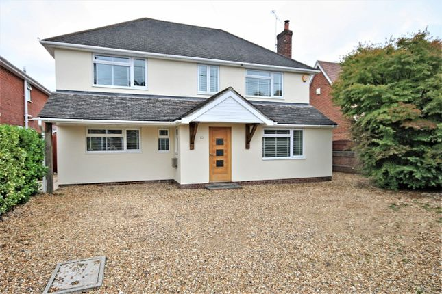 Thumbnail Detached house for sale in Seymour Road, Ringwood