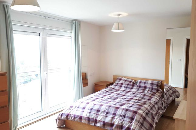 Thumbnail Flat to rent in Erebus Drive, London