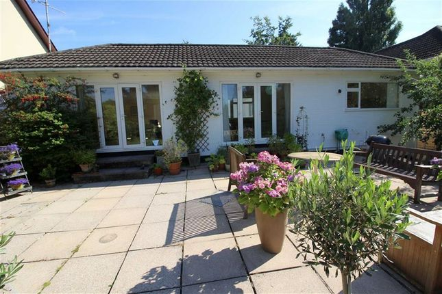 Thumbnail Bungalow for sale in Redbrook Road, Monmouth