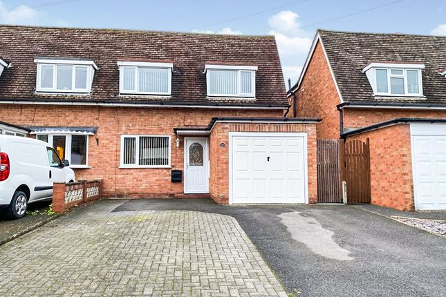 Thumbnail Semi-detached house for sale in Old Mill Road, Coleshill, Birmingham
