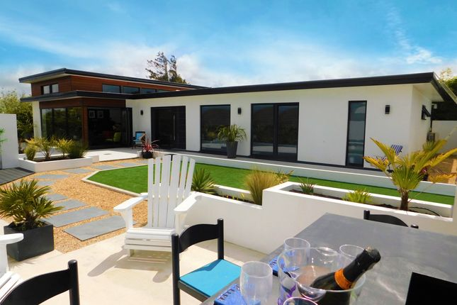 Thumbnail Detached bungalow for sale in Heather Lane, Canonstown, Hayle