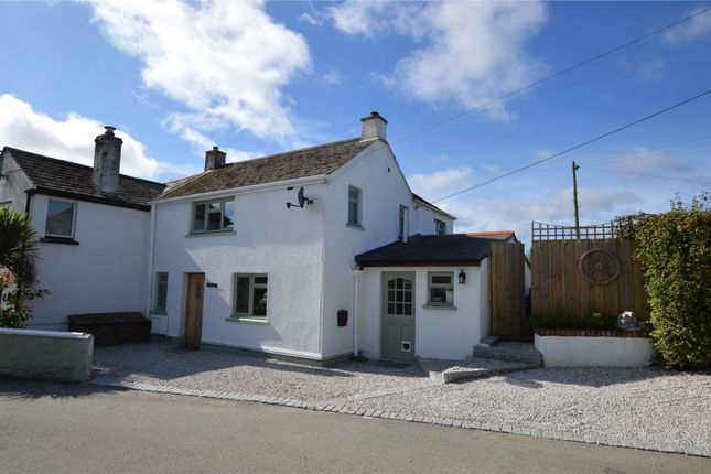 Thumbnail End terrace house for sale in Tremabe Lane, Dobwalls, Liskeard, Cornwall