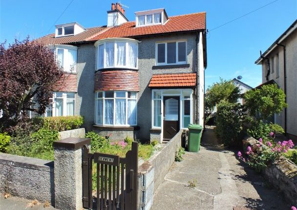 Thumbnail Flat for sale in Derwent, 9 Ballafesson Road, Port Erin