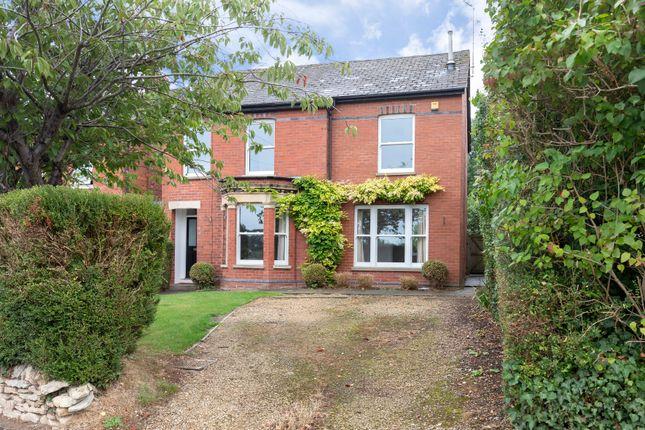 Thumbnail Detached house to rent in Hall Road, Leckhampton, Cheltenham