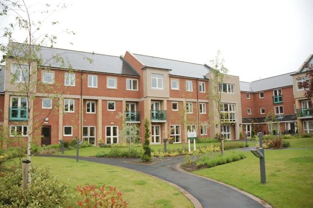 Thumbnail Flat for sale in Henderson Court, North Road, Newcastle Upon Tyne