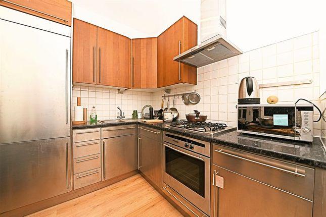 Kitchen of Cavendish Mansions, Clerkenwell Road, London EC1R