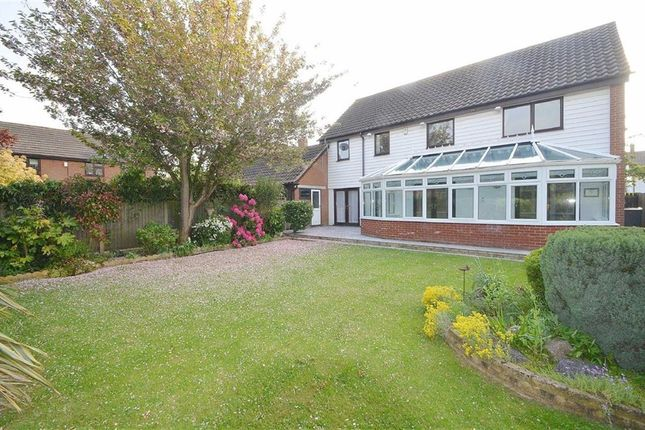 Thumbnail Detached house to rent in Challacombe, Thorpe Bay, Essex