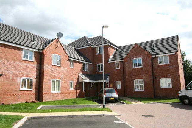 Thumbnail Flat to rent in Church Place, Blakenhall Heath, Bloxwich