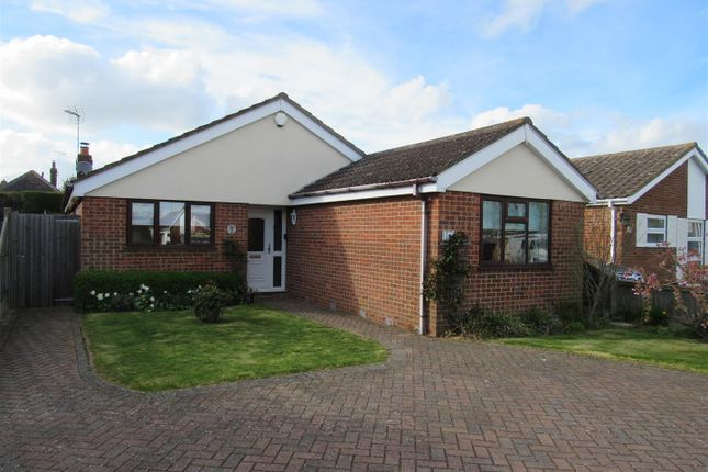 Thumbnail Detached bungalow for sale in Savernake Drive, Herne Bay