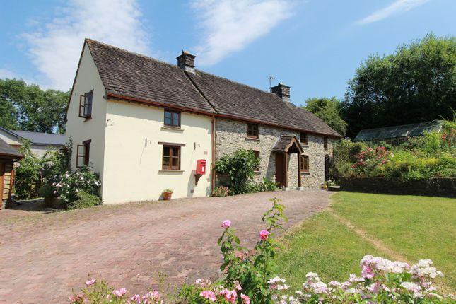 Thumbnail Cottage for sale in Coedypaen, Pontypool