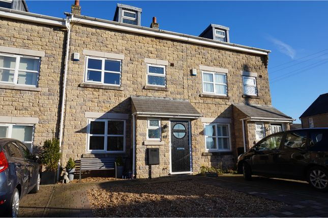 Thumbnail Mews house for sale in The Sidings, Chinley