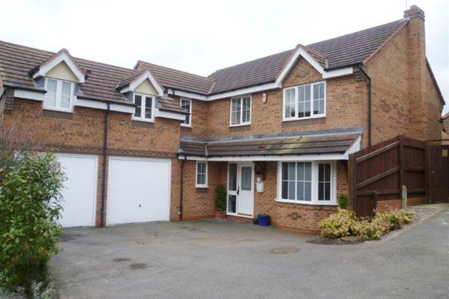 Thumbnail Detached house to rent in Chestnut Lane, Clifton Campville, Tamworth, Staffordshire