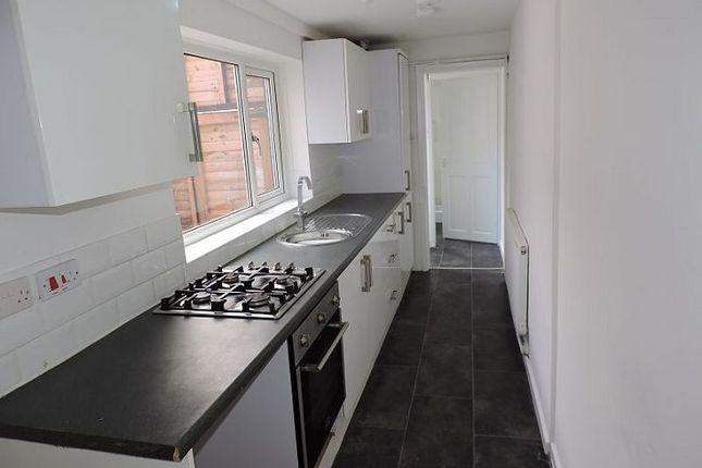 Thumbnail Terraced house to rent in Marshall Street, Sherwood, Nottingham