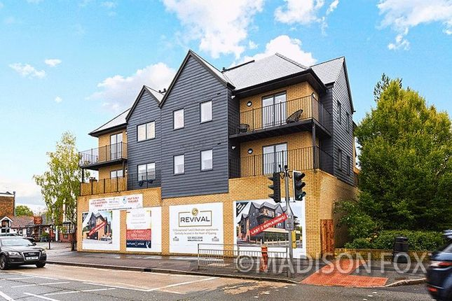 Thumbnail Flat for sale in Half Moon Lane, Epping