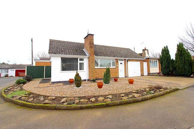 Thumbnail Detached house for sale in Maytree Close, Kirby Muxloe, Leicester