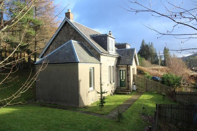 3 bed semi-detached house for sale in Station Cottages, Dalnaspidal, Pitlochry
