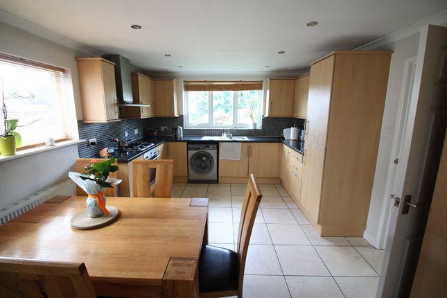 Thumbnail Semi-detached bungalow for sale in Gorse Avenue, Hellesdon, Norwich