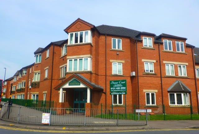 Thumbnail Flat for sale in Ravenhurst Road, Harborne, Birmingham