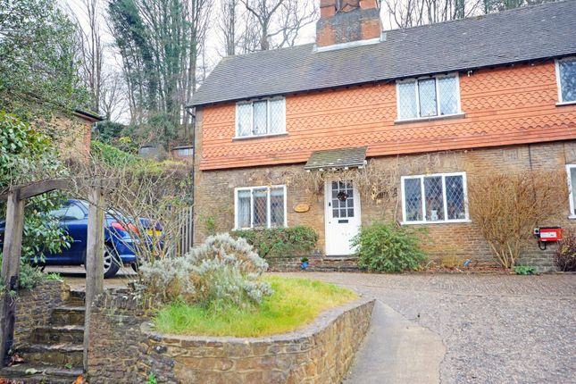 Thumbnail Semi-detached house for sale in Brighton Road, Godalming