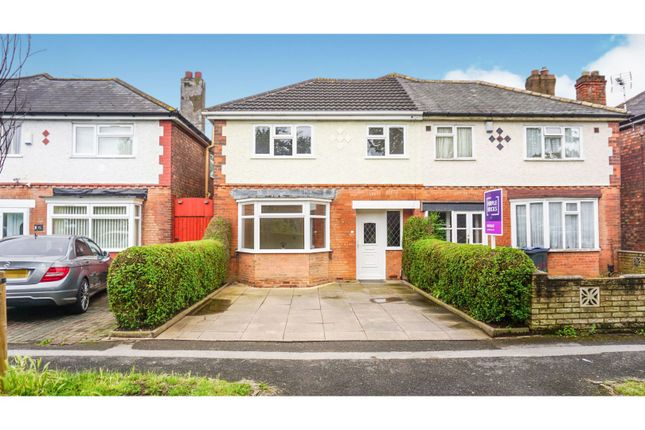 Thumbnail Semi-detached house for sale in Dallas Road, Birmingham
