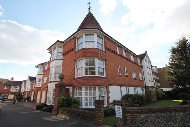 Thumbnail Flat to rent in Mill House Gardens, Worthing