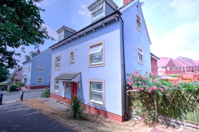 Thumbnail Semi-detached house for sale in Abbey Walk, Whippingham, East Cowes