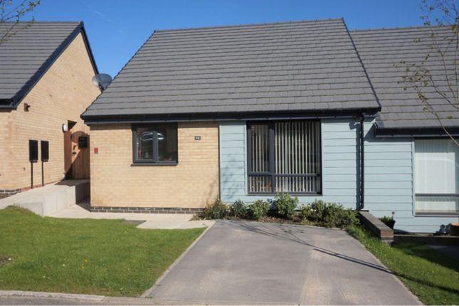 Thumbnail Semi-detached bungalow for sale in Rocksand Drive, Doncaster