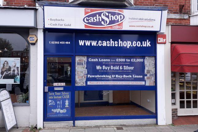 Thumbnail Retail premises to let in North Street, Havant