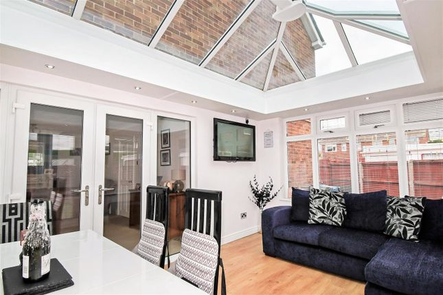 Thumbnail Semi-detached house for sale in Cotterdale, Sutton-On-Hull, Hull