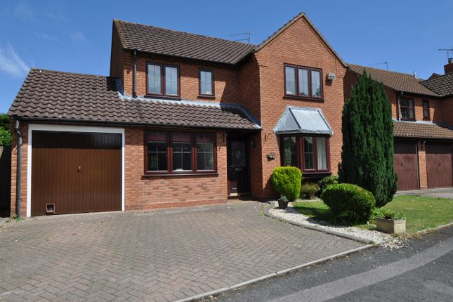 Thumbnail Detached house for sale in Otter Close, Redditch