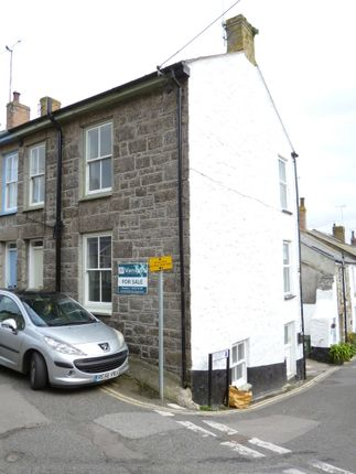 Thumbnail End terrace house for sale in Unity Place, Mousehole, Penzance