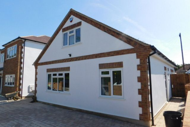 Thumbnail Detached bungalow for sale in Bushey Road, Ickenham