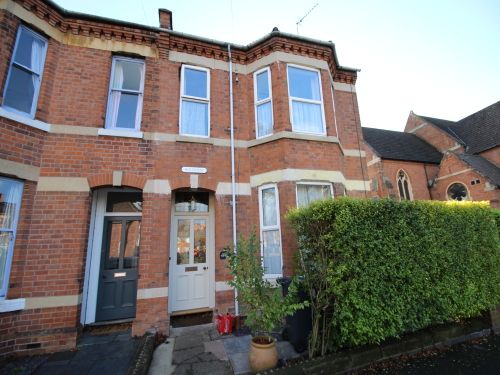 Thumbnail Terraced house to rent in Leicester Street, Leamington Spa