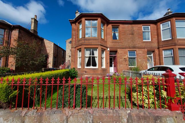 Thumbnail Flat for sale in North Hamilton Street, Kilmarnock