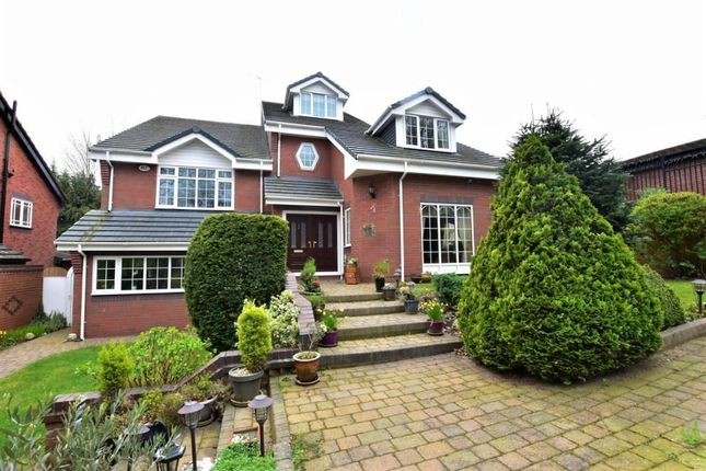 Thumbnail Detached house for sale in Oakfield Avenue, Woolton, Liverpool