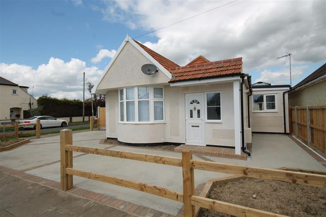 Thumbnail Bungalow for sale in Hereford Road, Holland-On-Sea, Clacton-On-Sea