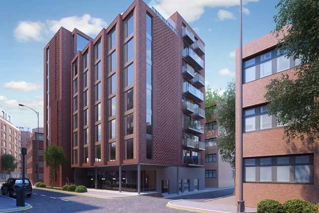 1 bedroom flat for sale in Liverpool Student Investment, 76-78 Norfolk Street, Liverpool