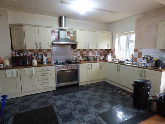 Kitchen of The Avenue, Acocks Green, Birmingham, West Midlands B27