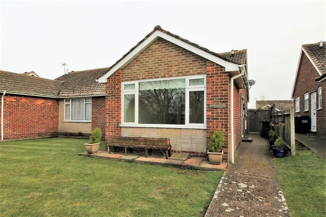 Thumbnail Semi-detached bungalow for sale in Waverley Gardens, Pevensey Bay