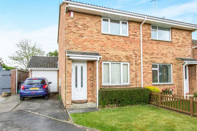 2 bed semi-detached house for sale in Holly Close, Poole