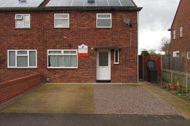 Semi-detached house to rent in Arundel Road, Peterborough, Cambridgeshire.