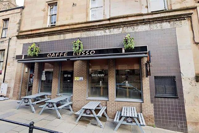 Leisure/hospitality for sale in Caffe Lusso, 4, School Wynd, Paisley