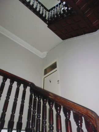 Stairway of Flat 2, Cruden House, 6, Bishop Terrace, Rothesay, Isle Of Bute PA20
