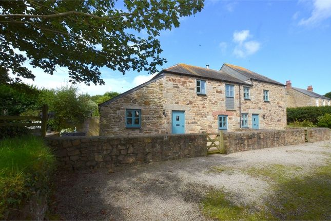 Thumbnail Cottage for sale in Steppy Downs Road, St. Erth Praze, Hayle