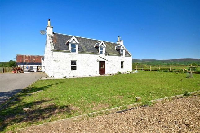 Thumbnail Detached house for sale in The Haughs, Cromdale, Grantown-On-Spey