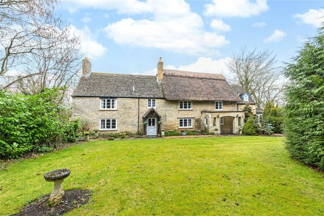 Thumbnail Detached house for sale in Northampton Road, Weston-On-The-Green, Bicester, Oxfordshire