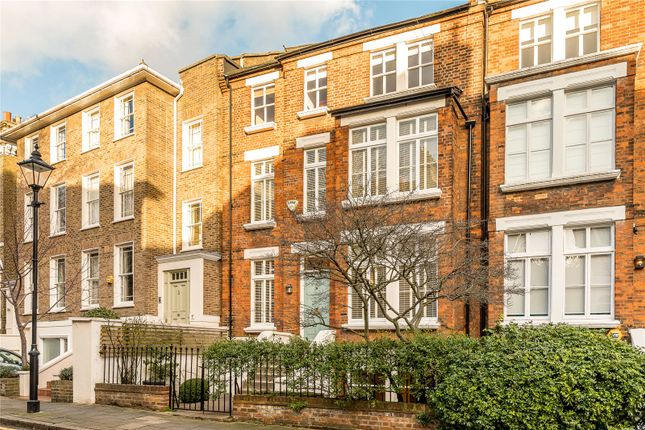 Thumbnail Terraced house for sale in Willow Bridge Road, London