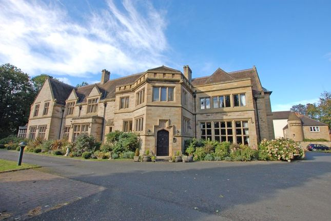 Thumbnail Flat to rent in Castle Hill House, Wylam, Newcastle Upon Tyne